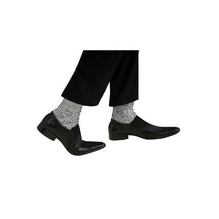 Michael Jackson Sparkle Socks Adult Halloween Accessory for $<!---->