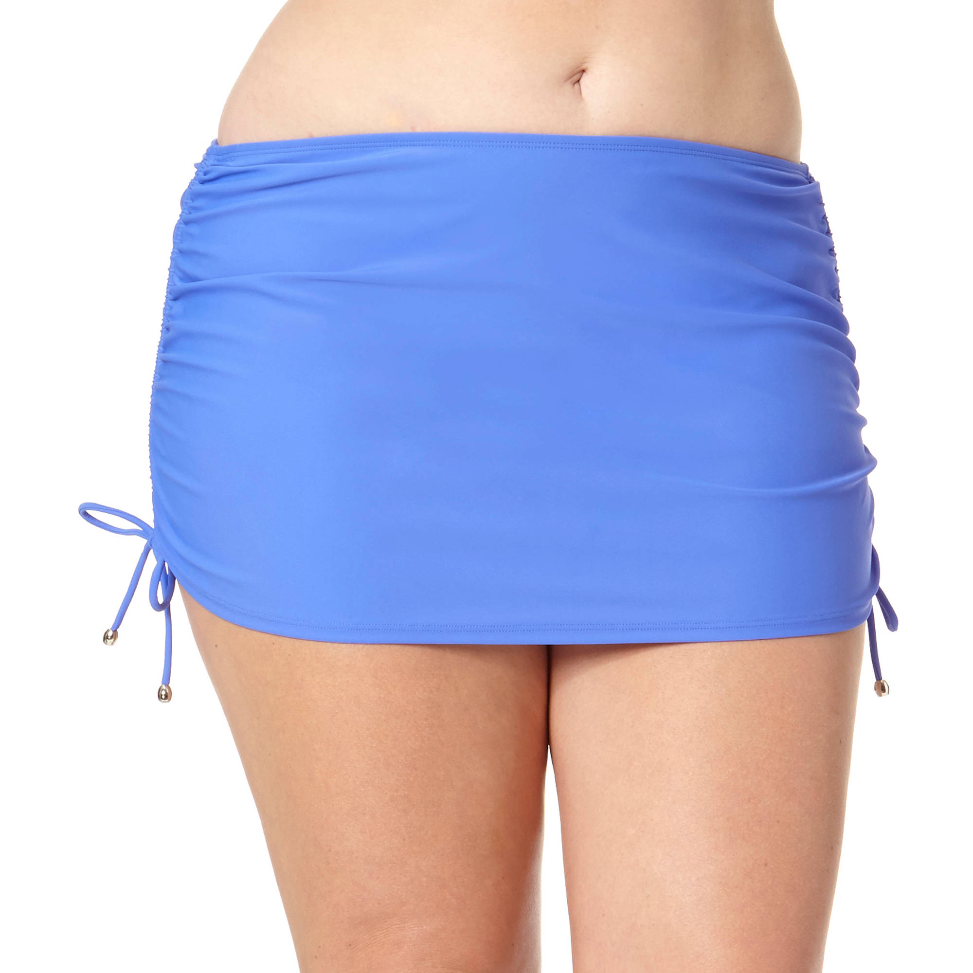 Collections By Catalina Women's Plus Skirted Bottom