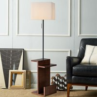 Ejoyous Concise Modern Style American Vertical Floor Lamp with USB Charging Port and Socket, Modern Style Floor Lamp, USB Floor Lamp