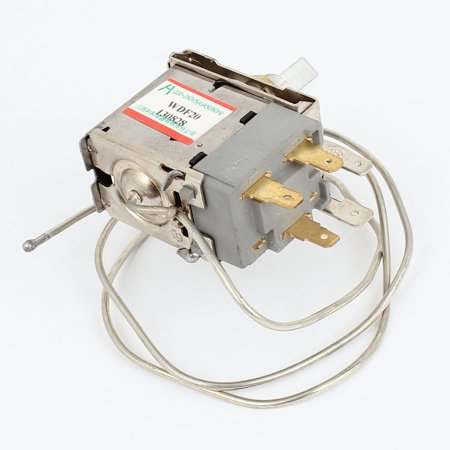 WDF20 D Shape Shaft Freezer Refrigerator Refrigeration Thermostat AC 220-250V