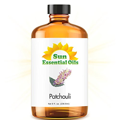 Patchouli (Huge 8oz) Best Essential Oil