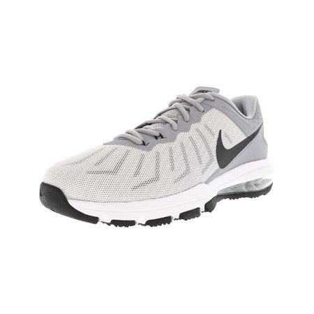 best authentic 3c3de 5ee7e Nike Men s Air Max Full Ride Tr Black   White - Anthracite Ankle-High Mesh  ...