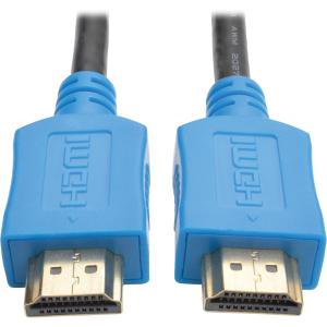 Tripp Lite P568 010 BL 10Ft Hdmi Cable Hi Speed A/V Blue -