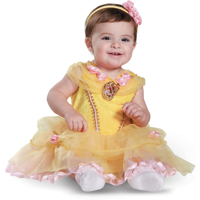 disney belle infant costume - walmart