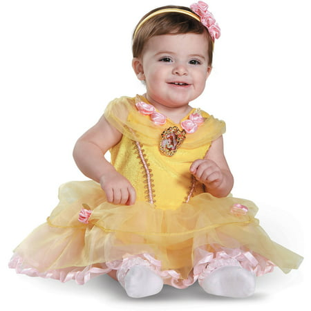 Beauty Belle Costume (Beauty and the Beast Infant Belle)