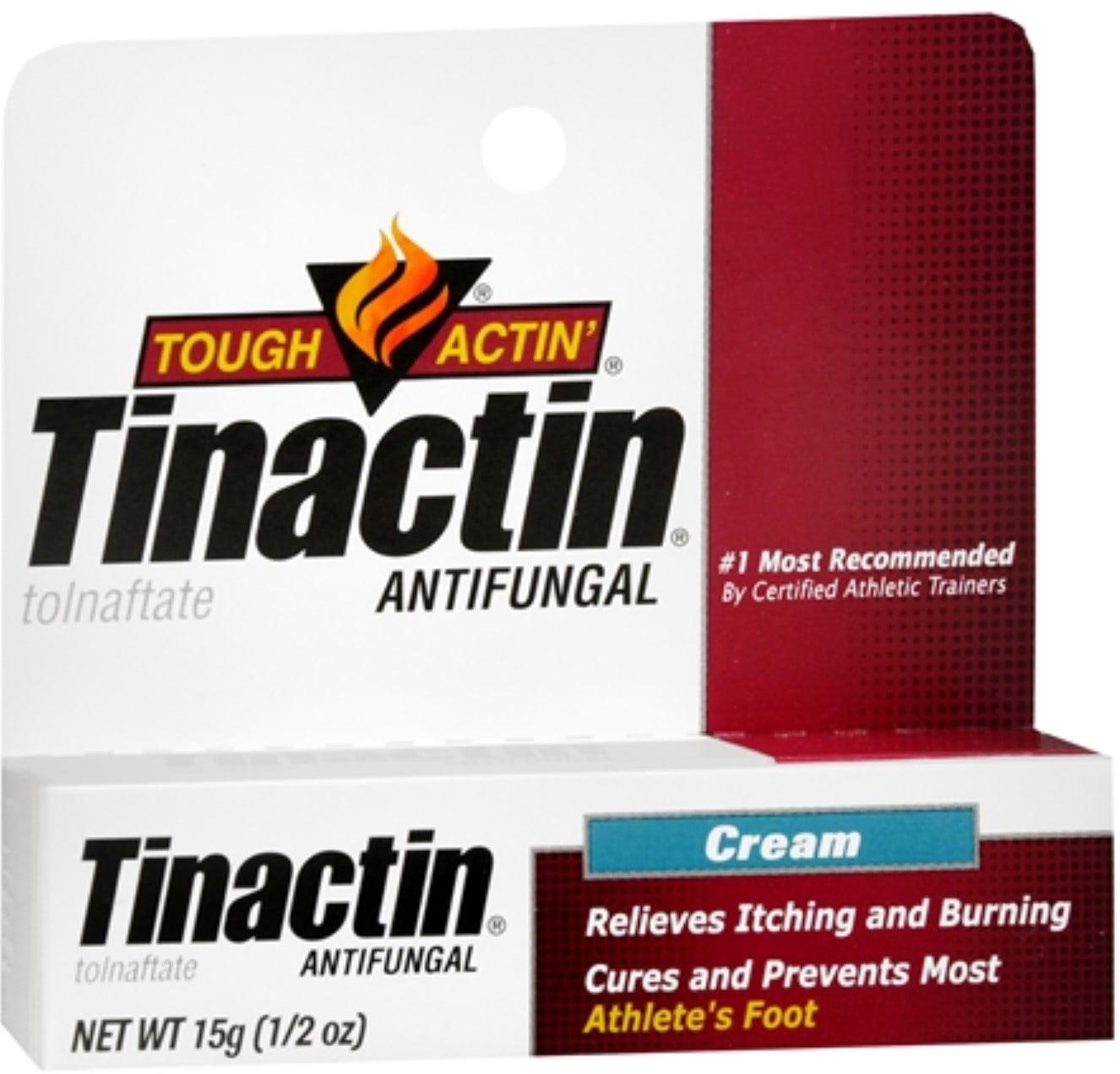Tinactin Antifungal Cream 0.50 oz (Pack of 3)