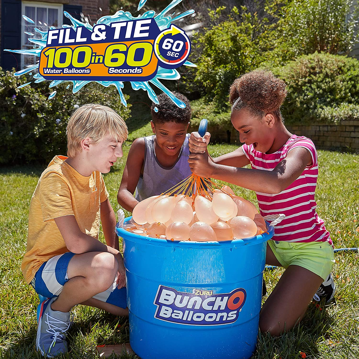 Bunch O Balloons Water Slide Wipeout Only $11.99! (Reg $26)