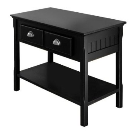 Excellent Winsome Wood Black Coffee Table Cjindustries Chair Design For Home Cjindustriesco