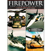 Firepower: The Complete Series (Full Frame)