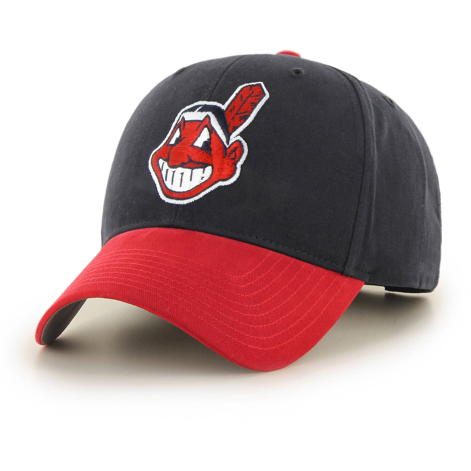 Fan Favorite - MLB Basic Cap, Cleveland Indians
