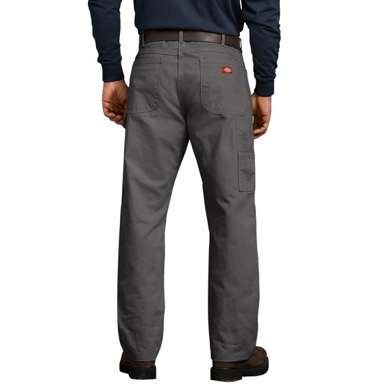 42ad5f5a655 Dickies - Dickies Men s Relaxed Fit Duck Carpenter Jean - Walmart.com
