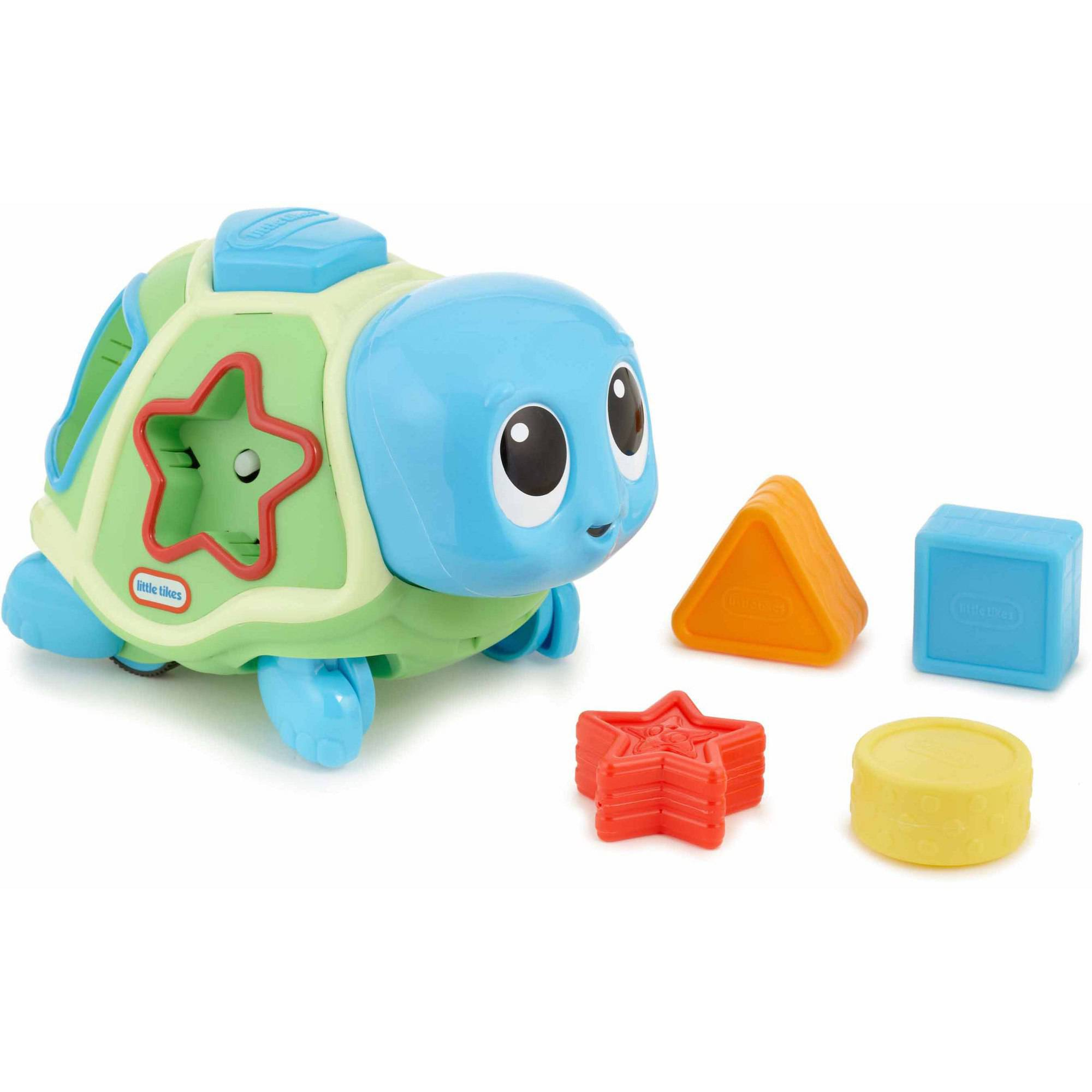 Little Tikes Lil' Ocean Explorers Crawl 'n Pop! Turtle by Little Tikes