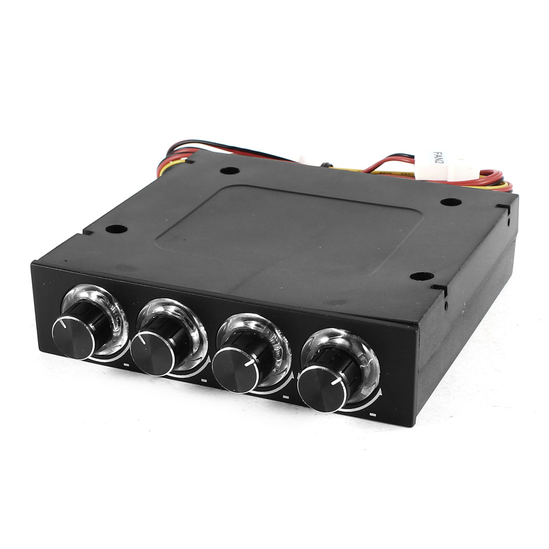 how to connect case fan controller