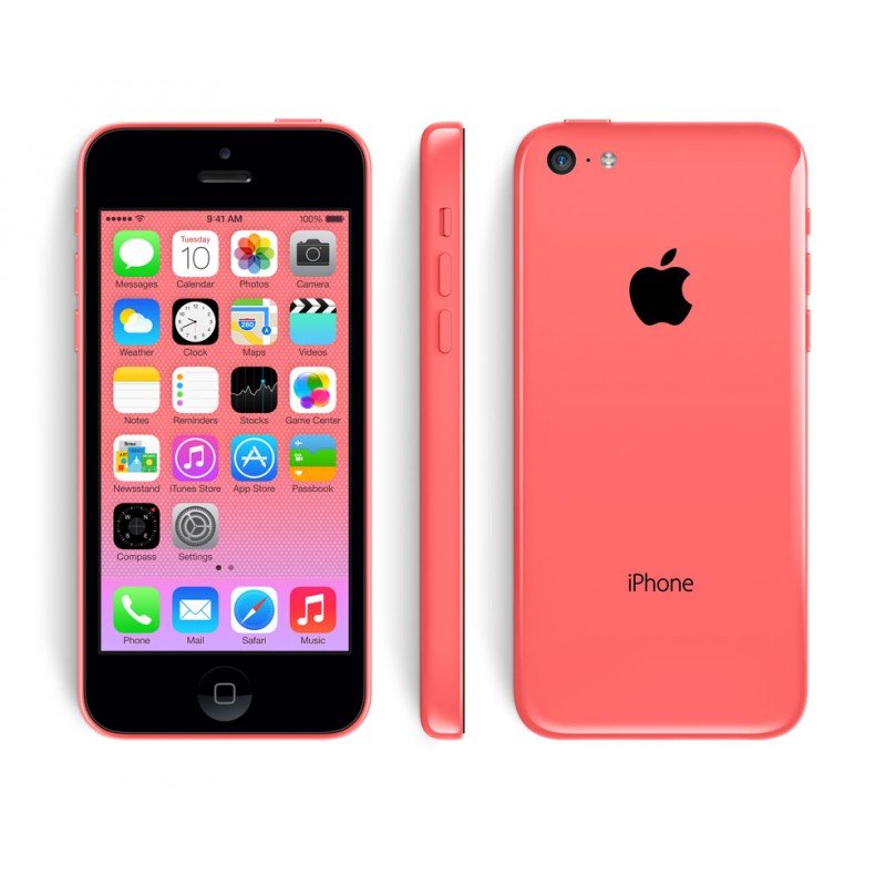 Apple iPhone 5c Unlocked Cellphone, 32GB, Pink