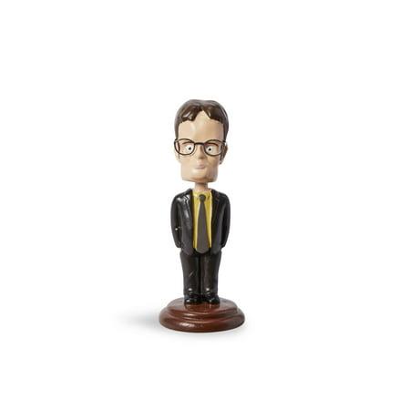 Dwight Office Halloween (The Office Dwight Schrute 5.5-Inch Bobblehead)