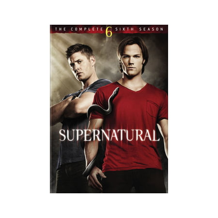 Supernatural: The Complete Sixth Season (DVD) - Home Improvement Season 6 Halloween