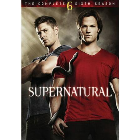 Supernatural Halloween Movies (Supernatural: The Complete Sixth Season)
