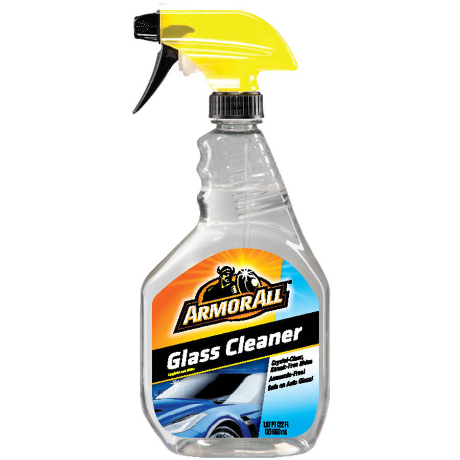 Armor All Automotive Glass Cleaner, 22oz, Auto Glass Cleaner, Car Glass, Windshield Cleaner, 9854