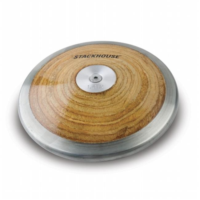 Stackhouse T-1 Competition Wood Discus - 1 kilo Womens
