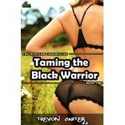 Taming the Black Warrior - eBook