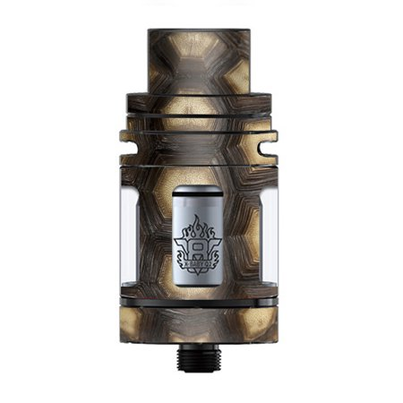 Desert Tortoises - Skin Decal Vinyl Wrap for Smok TFV8 X-Baby Tank Vape skins stickers cover / turtle shell sea desert tortoise