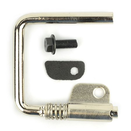 - M745H1W Spring Loaded Rafter Hook / Retractable Nail Gun Hanger for Hitachi NR83A2 & NR90AE - New Design, For Hitachi Nailers, 1 Hole Bracket By Superior Parts