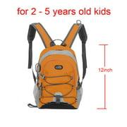"Campingsurvivals 12"" Toddlers Waterproof Mini Backpack, 10L Lightweight Kids Preschool Rucksack, for 0-5 Years Girls Boys Outdoor Sports"