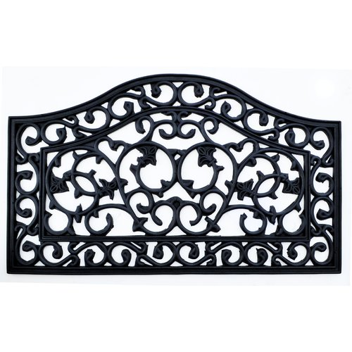Imports Decor Molded Courtney Gate Doormat