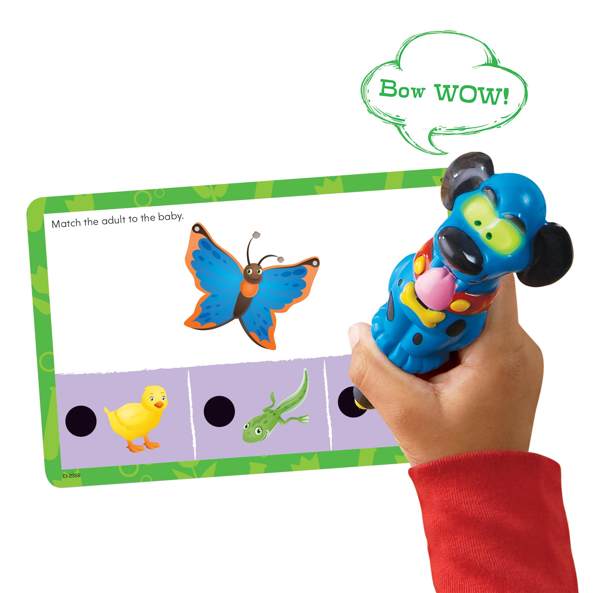 Educational Insights Hot Dots Jr. Card Set- Beginning Science - image 1 de 5
