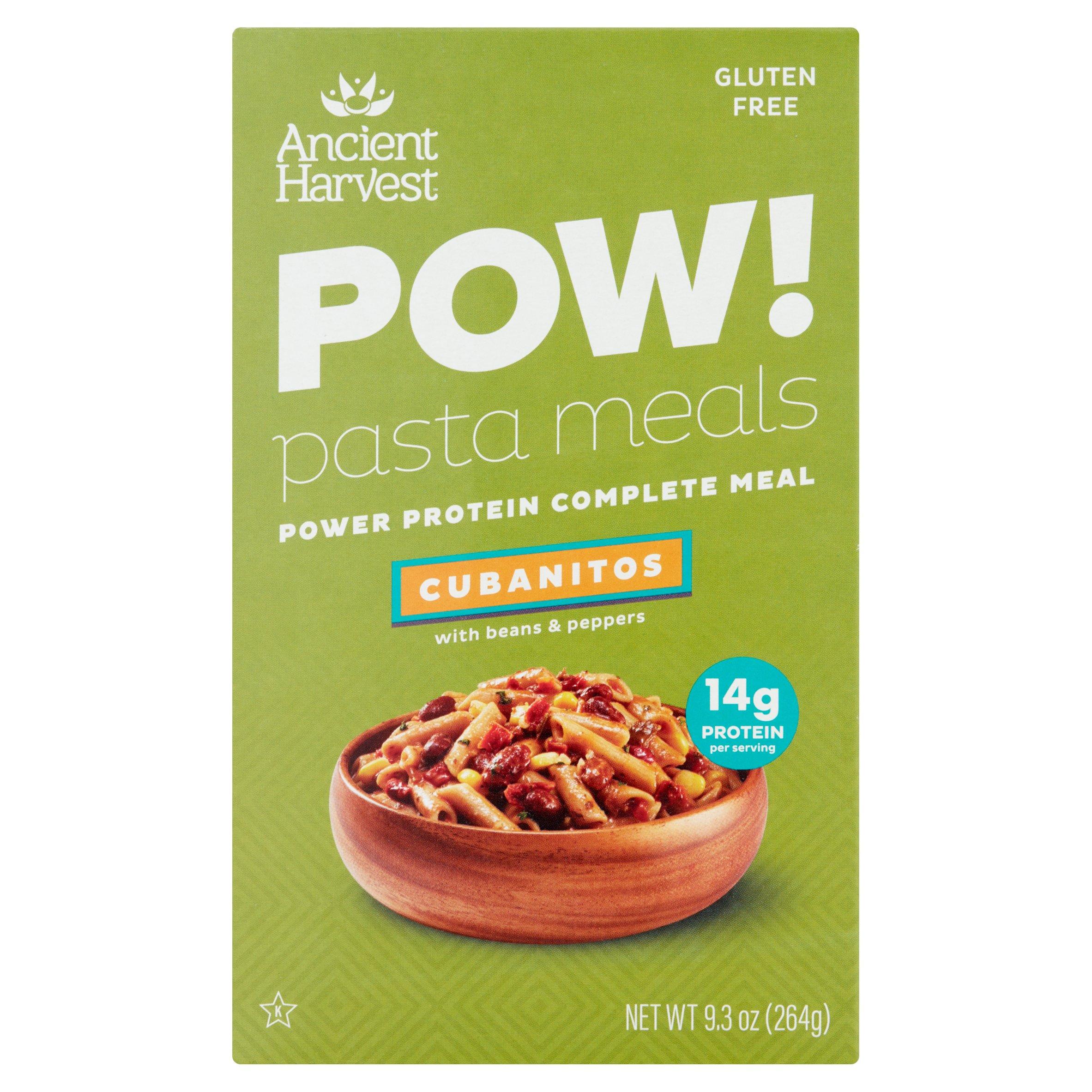 Ancient Harvest Pow! Cubanitos Pasta Meals, 9.3 oz by Ancient Harvest