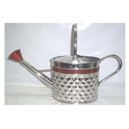 Behrens sswc2 1 5 gallon stainless steel watering can - Gallon metal watering can ...