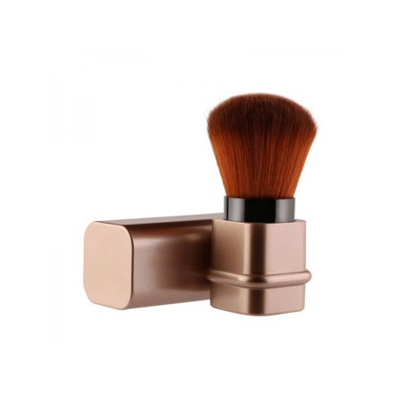 Lavaport Retractable Blush Brush Face Powder Adjustable Beauty Cosmetic Tool