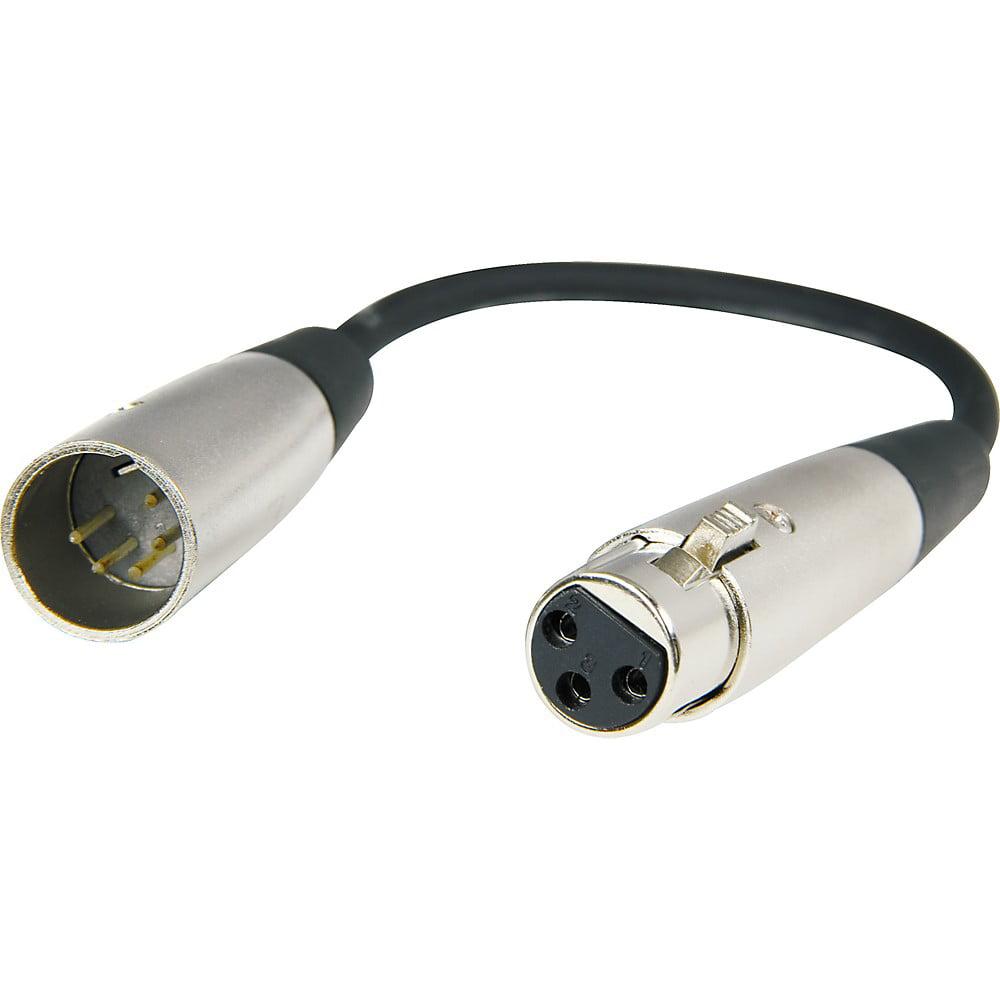 5 Pin To 3 Dmx Diagram Blog About Wiring Diagrams Hosa 106 Male Xlr Female 512 Adaptor
