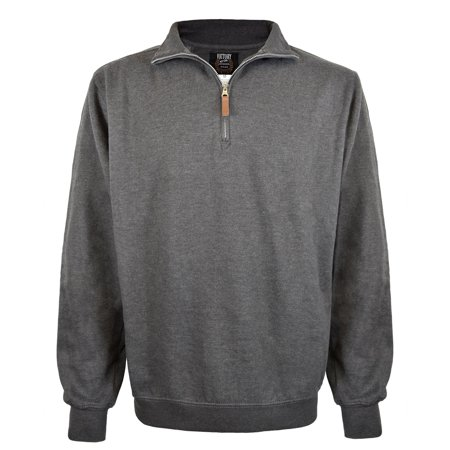 - Victory Outfitters Victory Men's Brushed Fleece 1/4 Zip Pullover