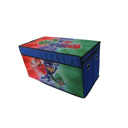 PJ Mask Foldable Toy Storage Trunk, 1 Each