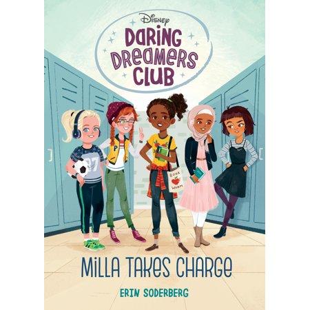 Daring Dreamers Club #1: Milla Takes Charge (Disney: Daring Dreamers Club) (Hardcover) Disney Club Penguin Series
