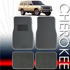 1998 1999 2000 2001 2002 2003 Jeep Cherokee Floor Mats All Fees
