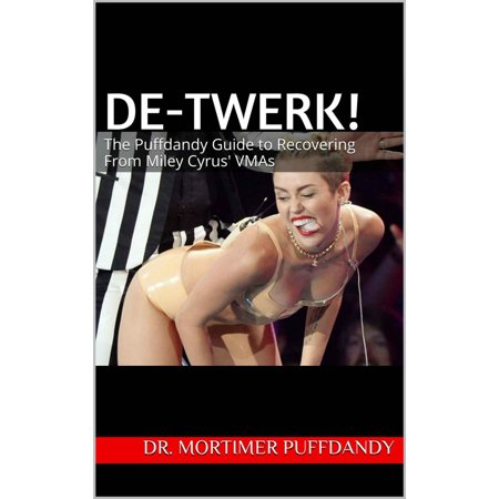 Miley Cyrus Halloween Outfit (De-Twerk, Now! The Serious Bizness' Guide to Recovering From Miley Cyrus' VMAs -)