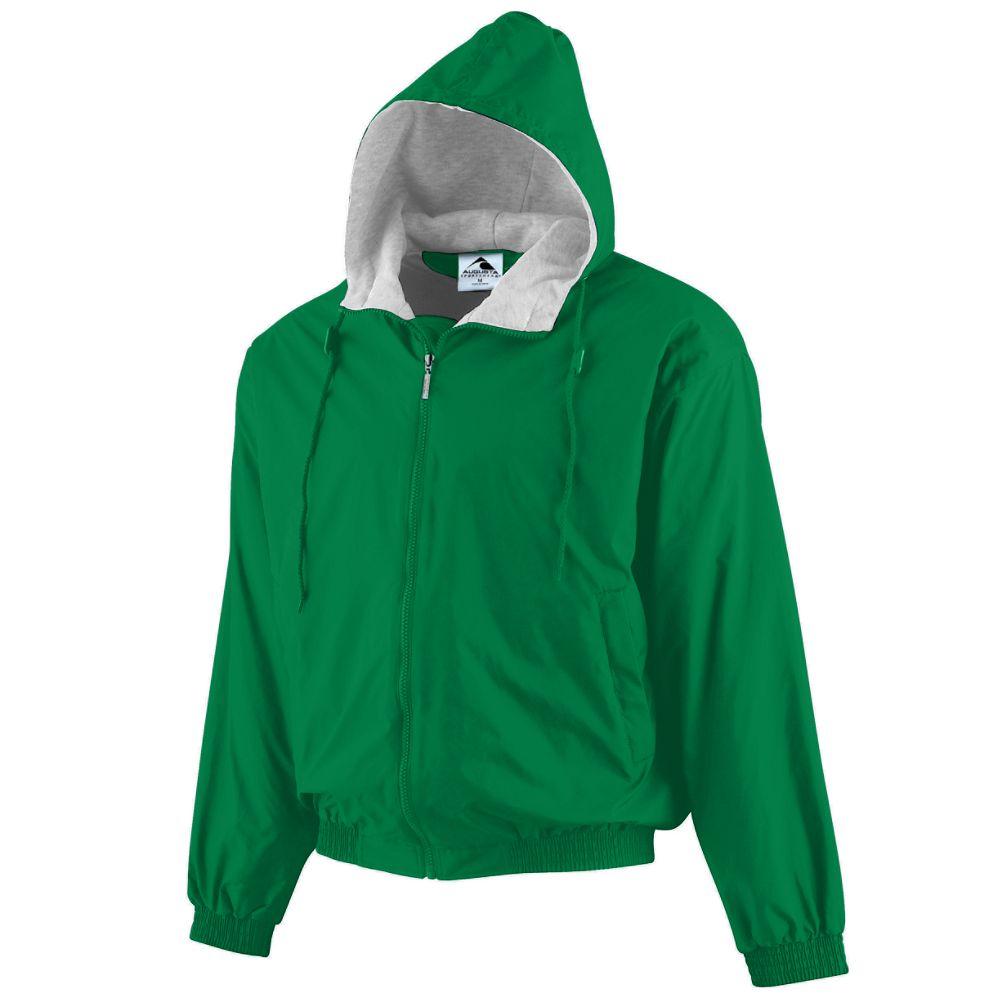 Augusta Sportswear Men's Hooded Tafeeta Jacket