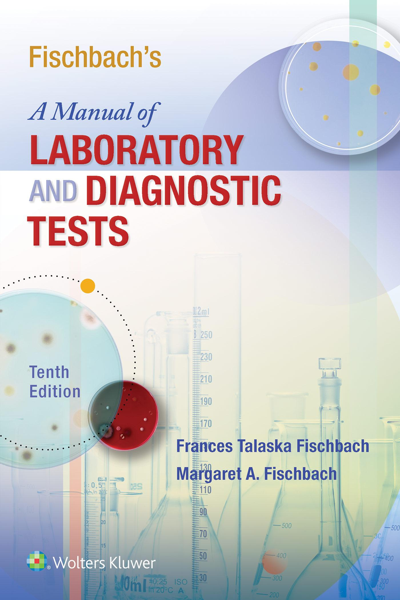 Fischbach's a Manual of Laboratory and Diagnostic Tests (Other) -  Walmart.com