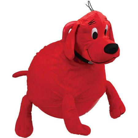 Magnificent Charm Company Clifford The Big Red Dog Hopper Ball Machost Co Dining Chair Design Ideas Machostcouk