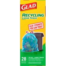 Trash Bags: Glad Recycling