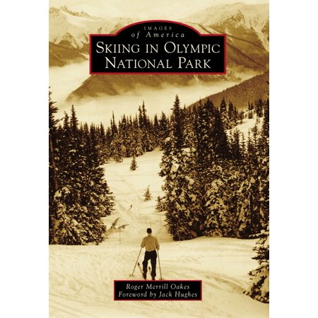 Skiing in Olympic National Park - eBook