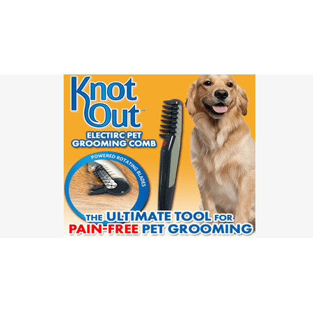 Knot Out Pet Grooming Comb - image 3 de 5