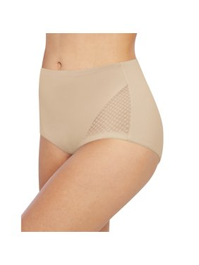 Bali Passion for Comfort 2 Pk Firm Control Brief - DFX008