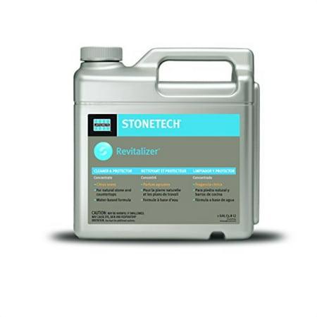 stonetech revitalizer cleaner & protector, concentrate citrus scent, 1 gallon