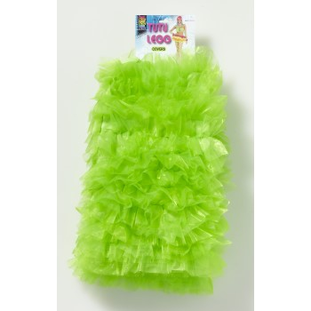TUTU LEG COVERS-GREEN