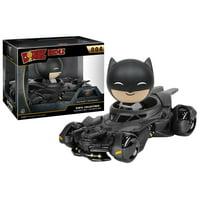 Batman vs Superman Dorbz Rides Vinyl Figure: Batmobile
