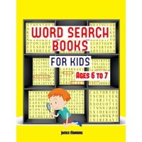 Word Search Books: Word Search Books: A large print children's word search book with word search puzzles for third grade children: The word search exercises in this book are fully photocopyable (Paper