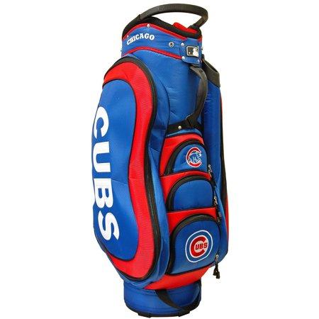 Team Golf MLB Chicago Cubs Medalist Golf Cart Bag